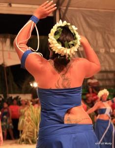 Tefarerii dancer