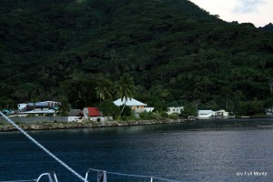 Village Fare in Huahine