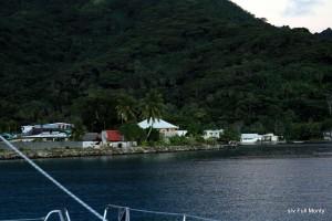 Village Fare in Huahine